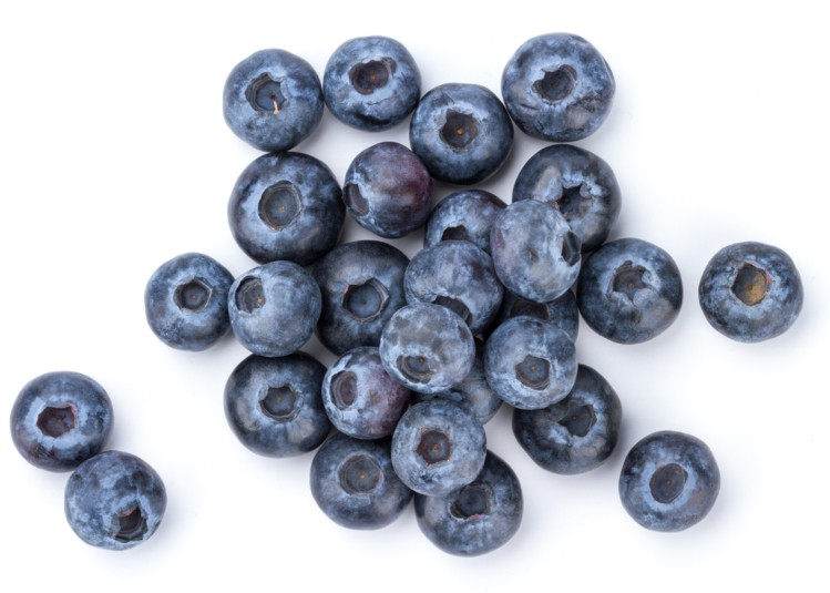 blueberry smoothie - Dr Sebi