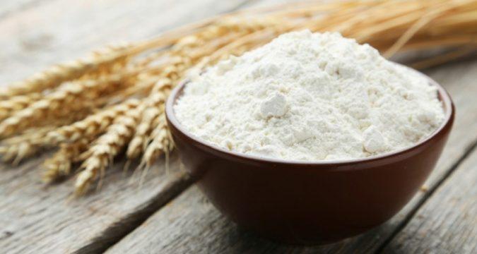 wheat starch grain